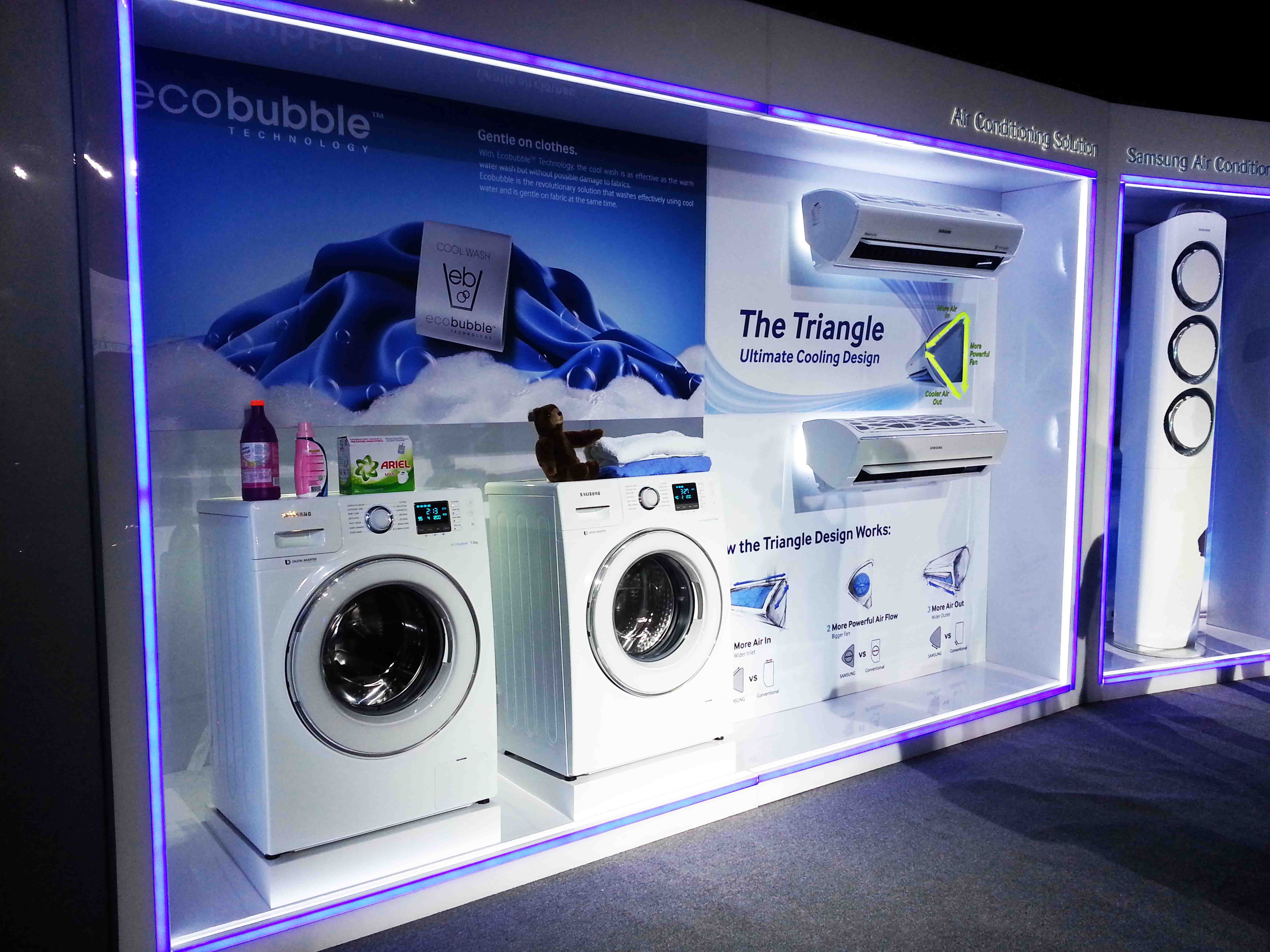 Samsung Launches New Generation Of Digital Appliances