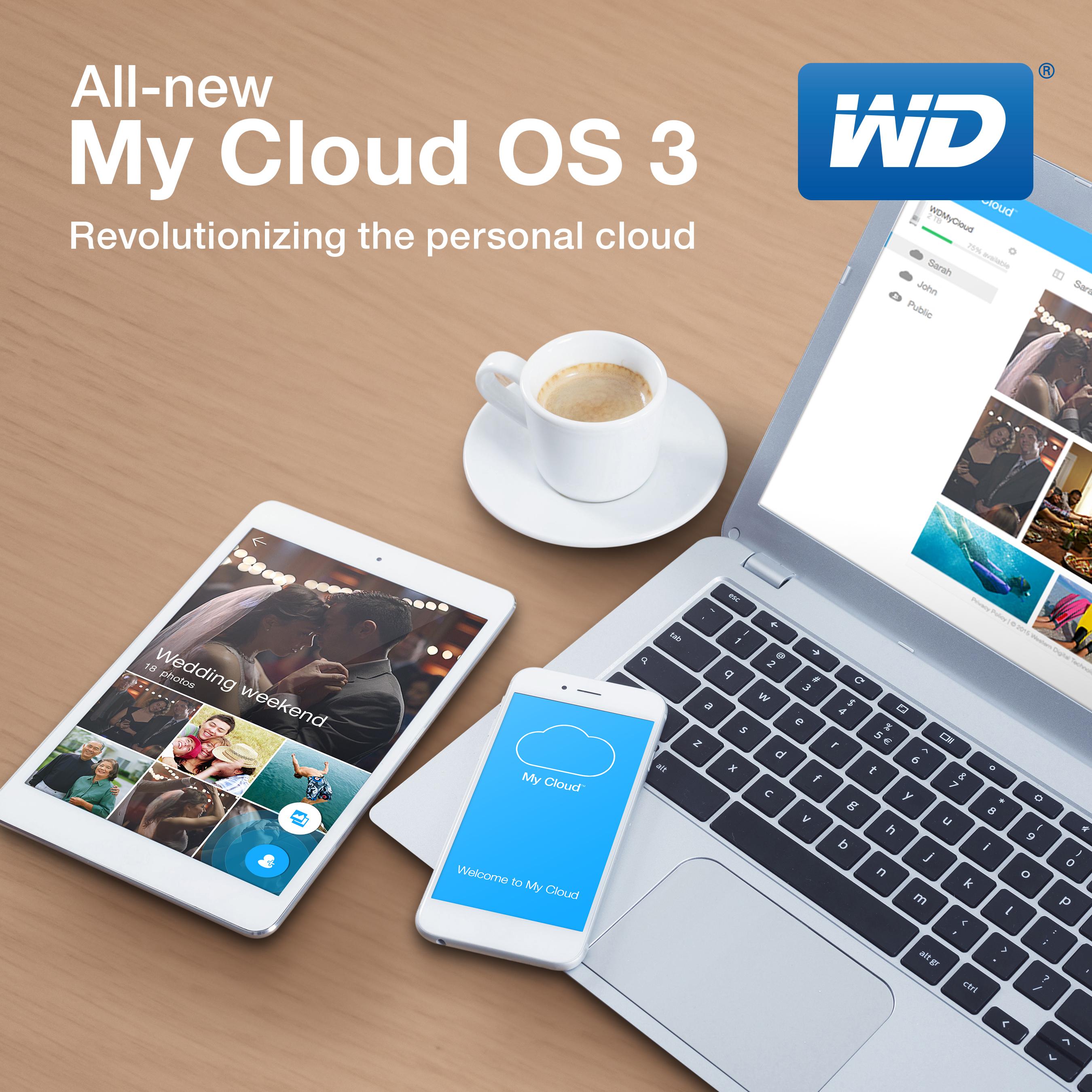 Wd My Cloud Technolady