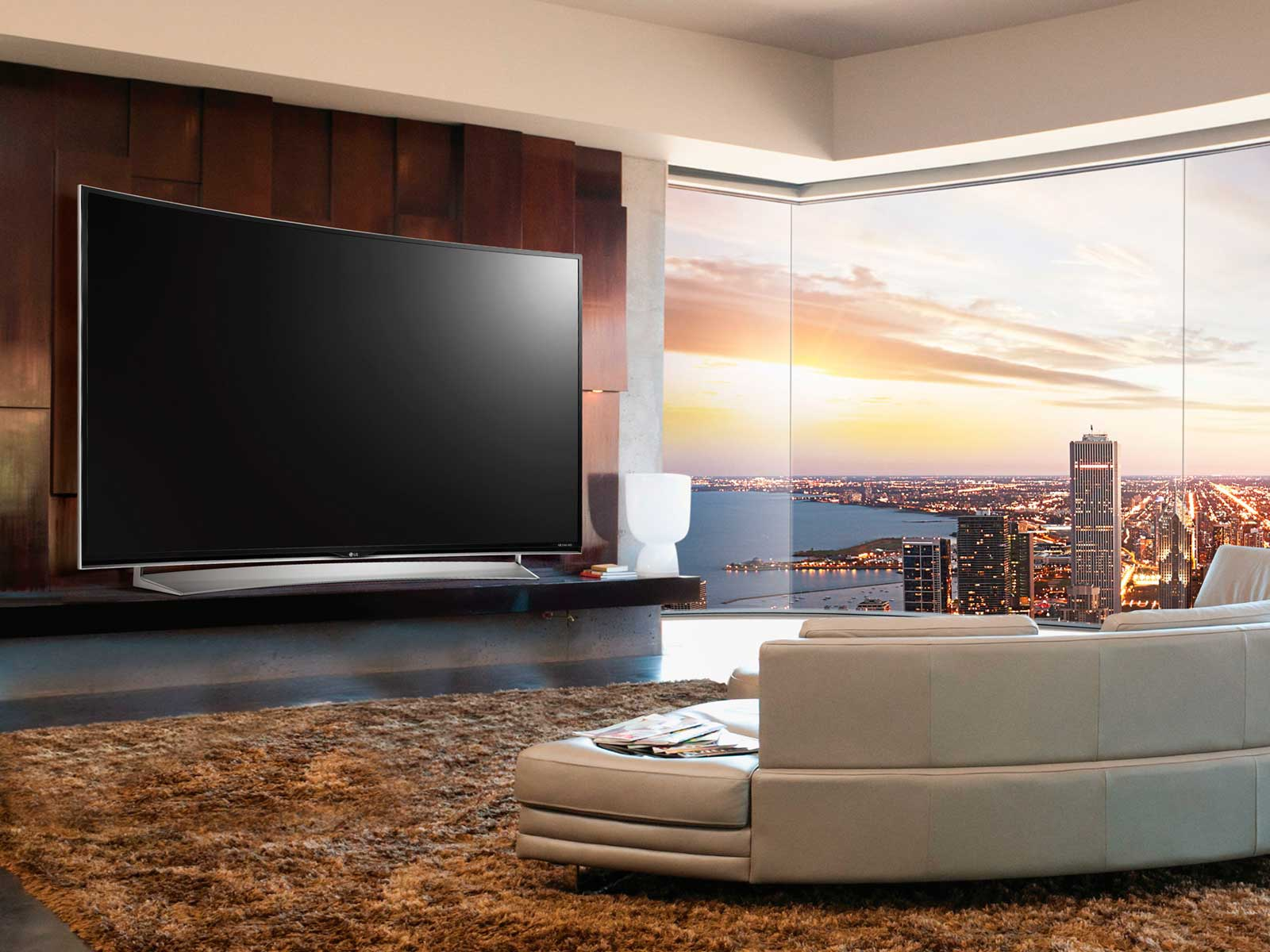 lg curved 4k oled tv technolady. Black Bedroom Furniture Sets. Home Design Ideas