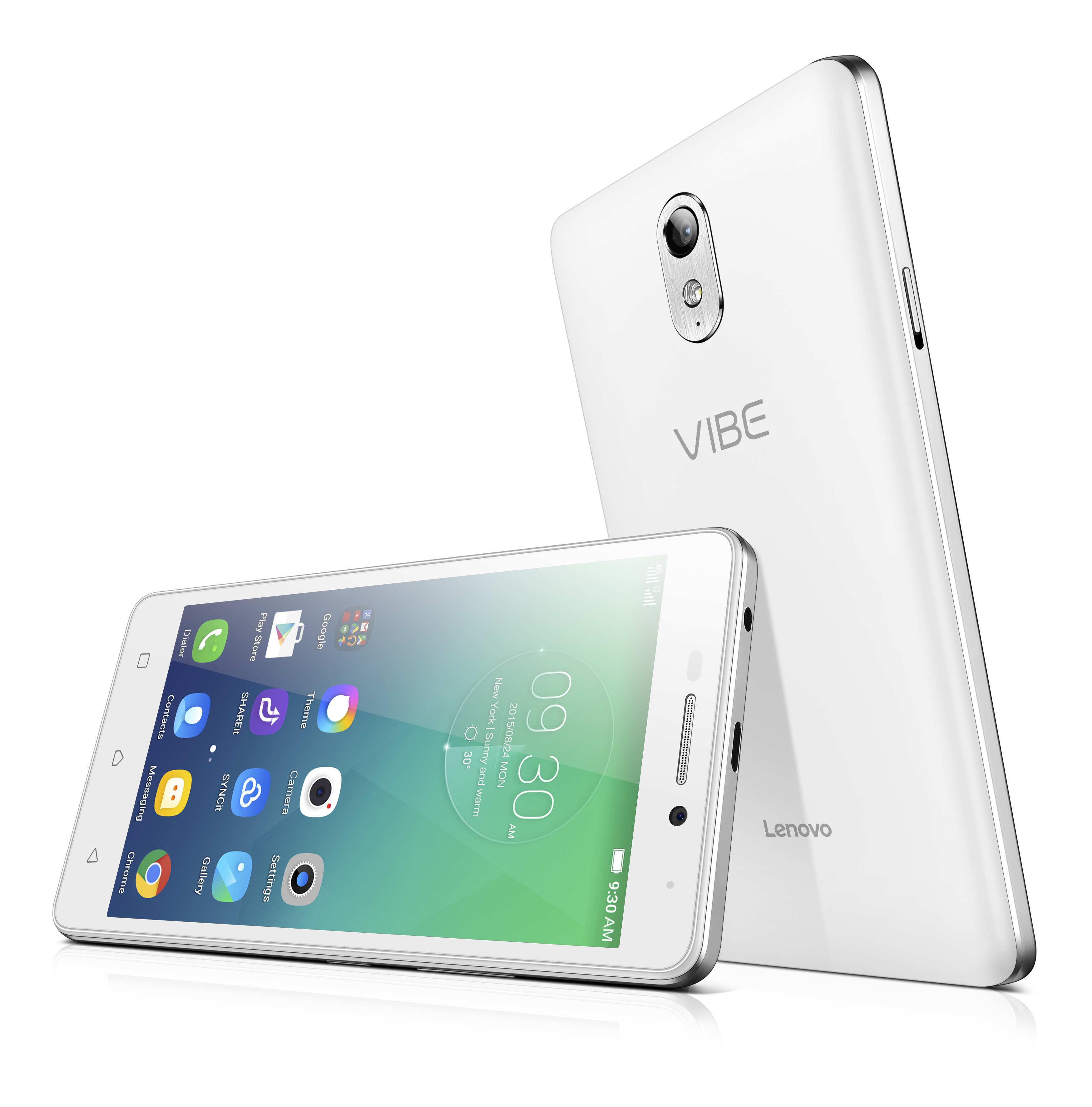 VIBE P1m White Hero 01